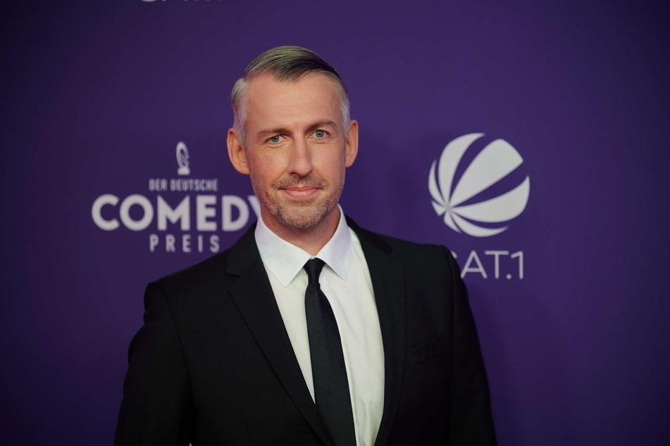 Der Bonner Kabarettist Sebastian Pufpaff (44), hier bei der Verleihung des Deutschen Comedypreises, ist wohl als Moderator für die Show im Gespräch.