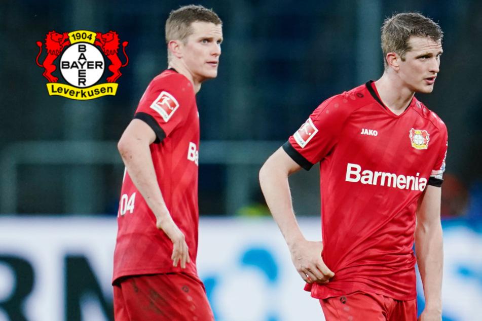 Bayer Leverkusen: Zwillinge Lars und Sven Bender beenden Karrieren