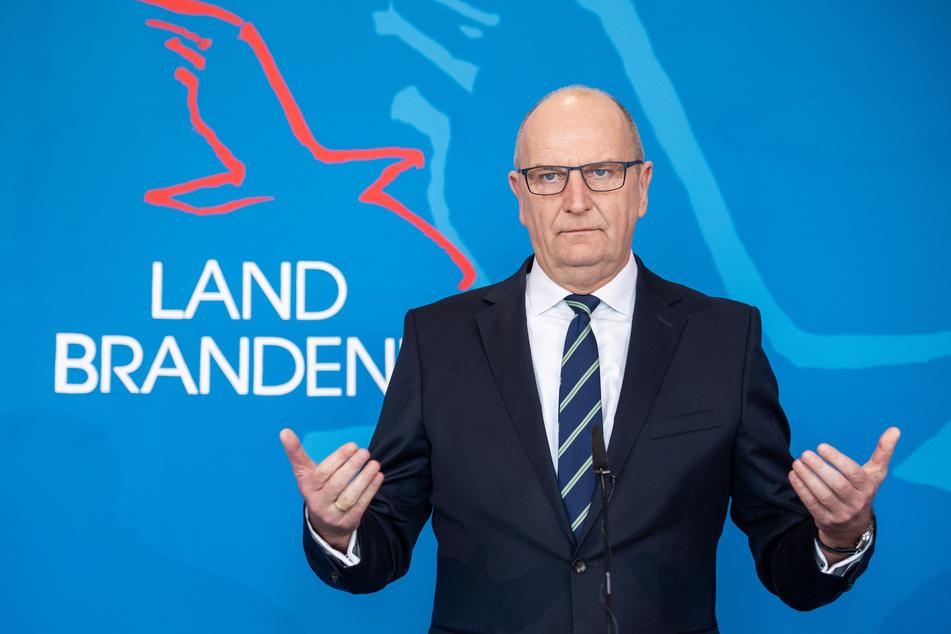 """Ministerpräsident Dietmar Woidke (SPD) hält eine allgemeine Kita-Öffnung für """"nicht verantwortbar""""."""