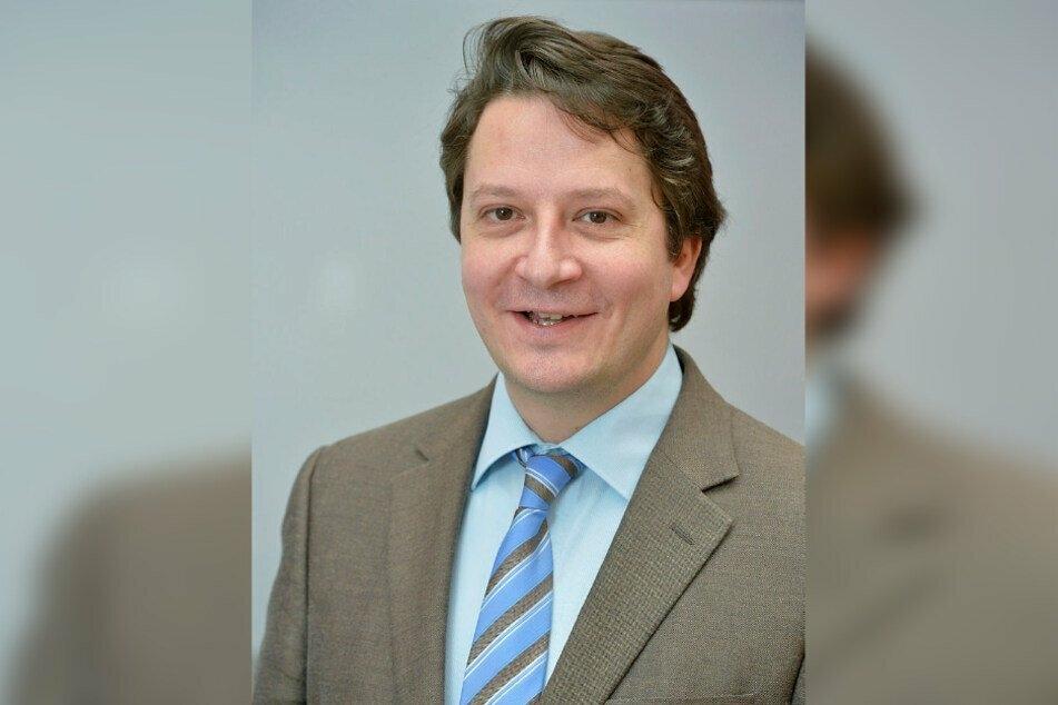 Thomas Langer, Vorsitzender des Philologenverbandes Sachsen.