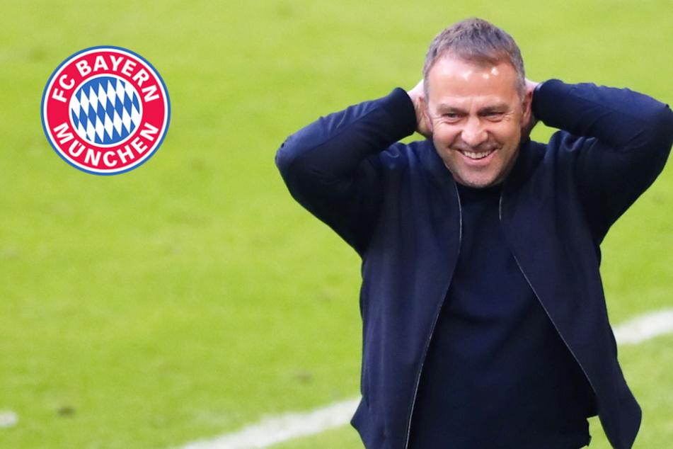 Löw-Nachfolge? Bayern-Trainer Hansi Flick auf Wunschzettel des FC Barcelona!