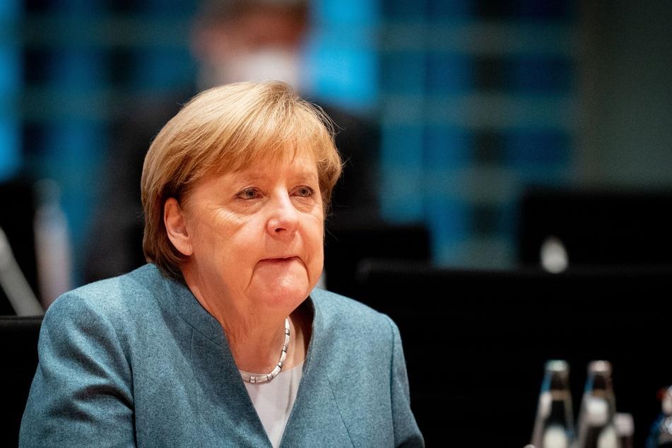 Bundeskanzlerin Angela Merkel (66,CDU) will sich nicht zur US-Wahl äußern.
