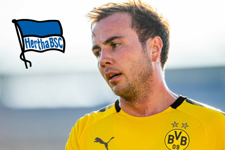 Nach Matthäus-Empfehlung: Wagt Götze bei Hertha den Neuanfang?