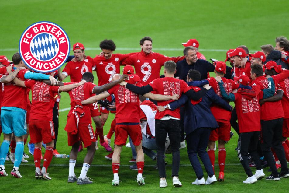 """FC Bayern feiert Meistertitel mit 6:0-Gala: """"Die Burschen sind unglaublich"""""""