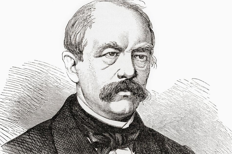 Otto von Bismarck (1815-1898) galt lange als nationale Kultfigur.