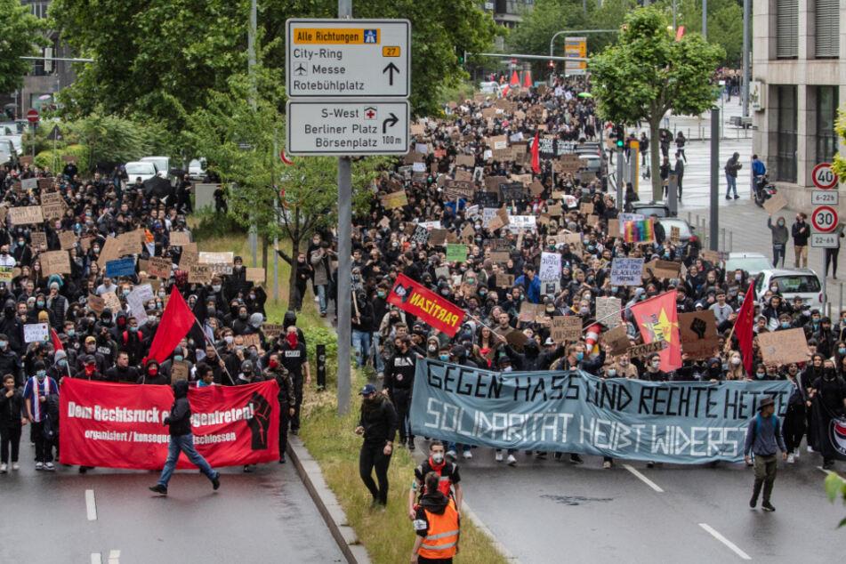 """""""Linke Extremisten"""": Gewerkschaft verurteilt Attacken auf Polizisten"""