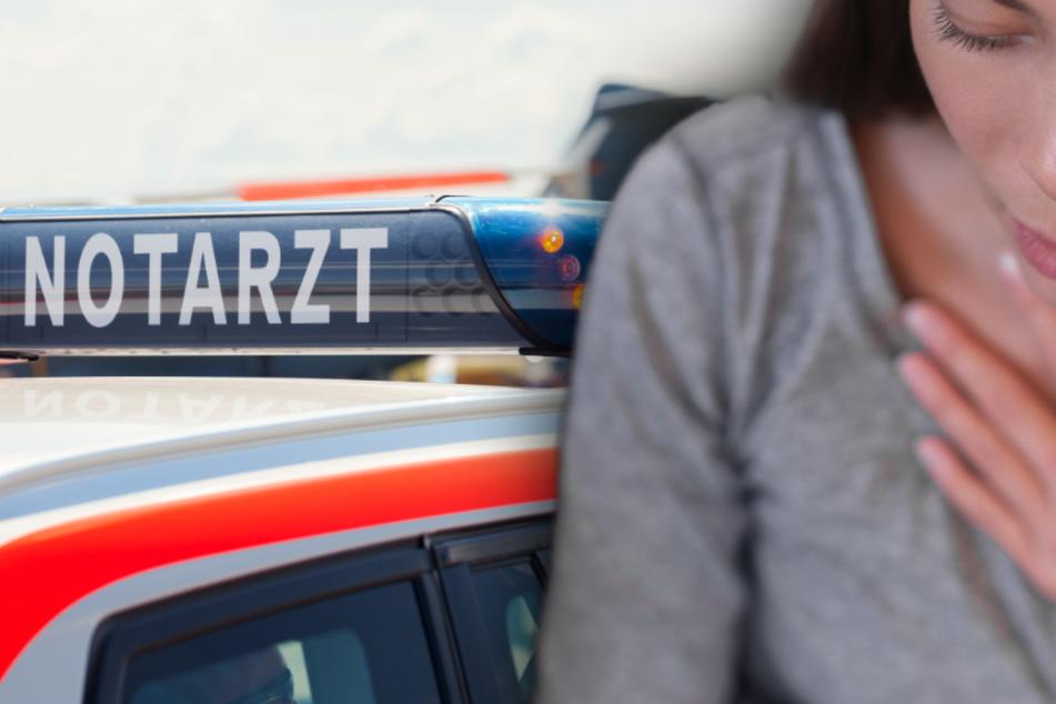 Atemnot, Gliederschmerzen, Krankenhaus! Chemnitzerin (41) berichtet von Corona-Erkrankung
