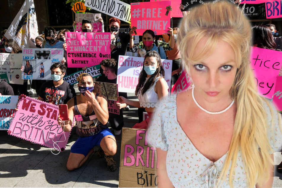 Lawyer defends Jamie Spears' conservatorship, but #FreeBritney fans disagree