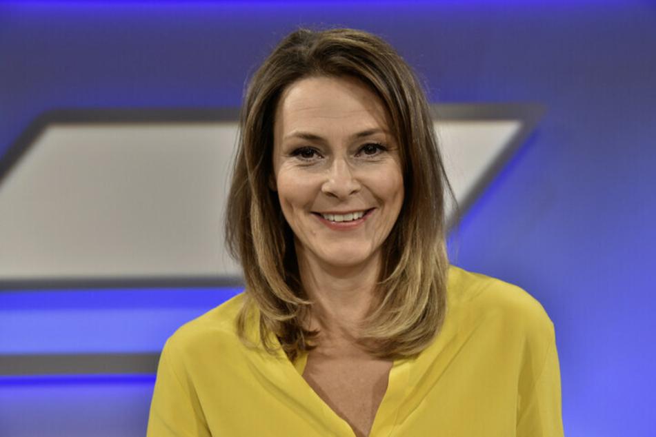"""Anja Reschke (48) moderiert das Politmagazin """"Panorama"""" und kann sich Hoffnungen auf den Fernsehpreis 2021 machen."""