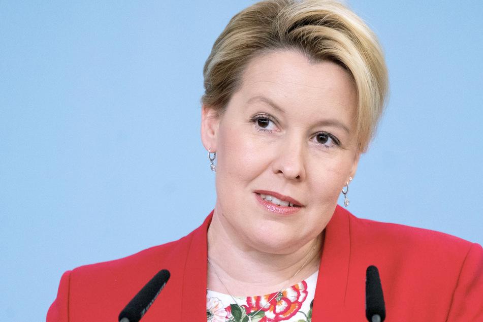 Familienministerin Franziska Giffey (42, SPD). (Archivbild)