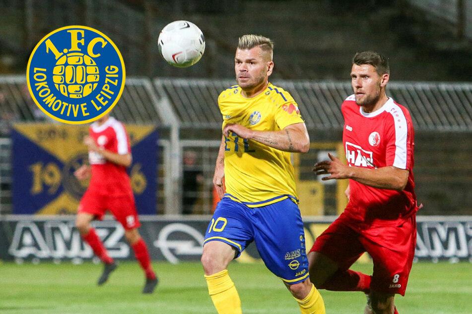 Lok Leipzig: Regionalliga-Spiel kurzfristig abgesagt