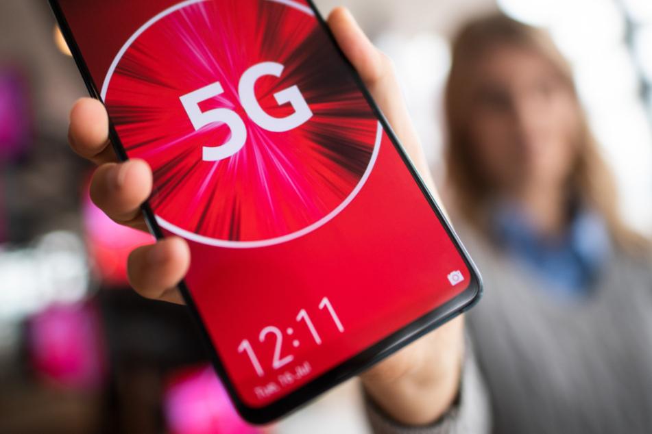 Vodafone startet 5G-Ausbau auch in Baden-Württemberg