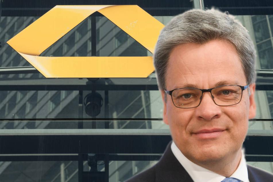 Deutsche-Bank-Mann Manfred Knof wird neuer Commerzbank-Chef