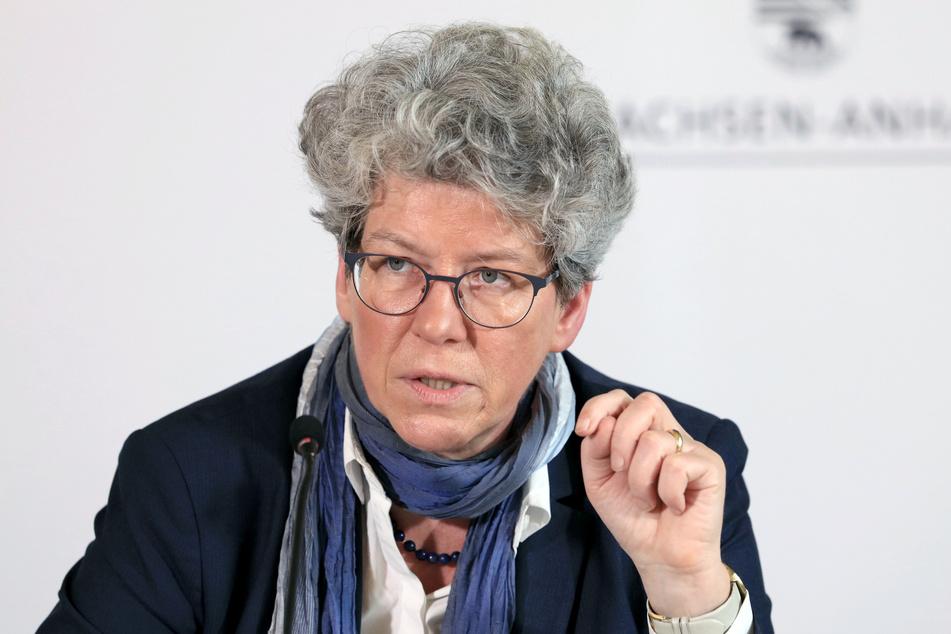 Justizministerin Anne-Marie Keding (CDU) muss sich dem Misstrauen ihrer Kollegen stellen.
