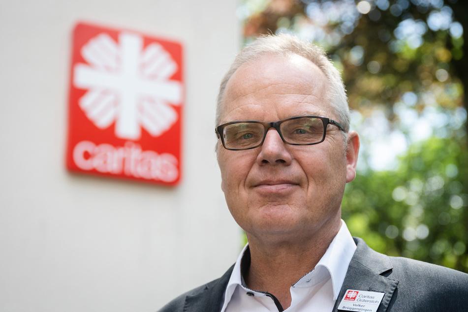 Volker Brüggenjürgen, Caritas-Vorstand im Kreis Gütersloh.