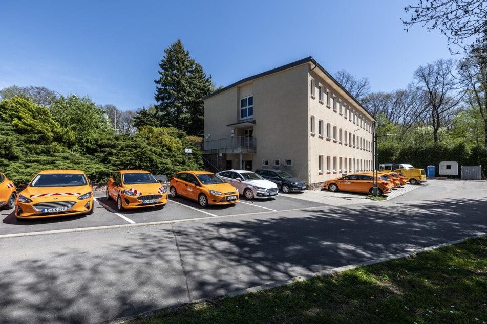 Das Landesamt für Straßenbau und Verkehr hat seinen Sitz bisher in Hilbersdorf.