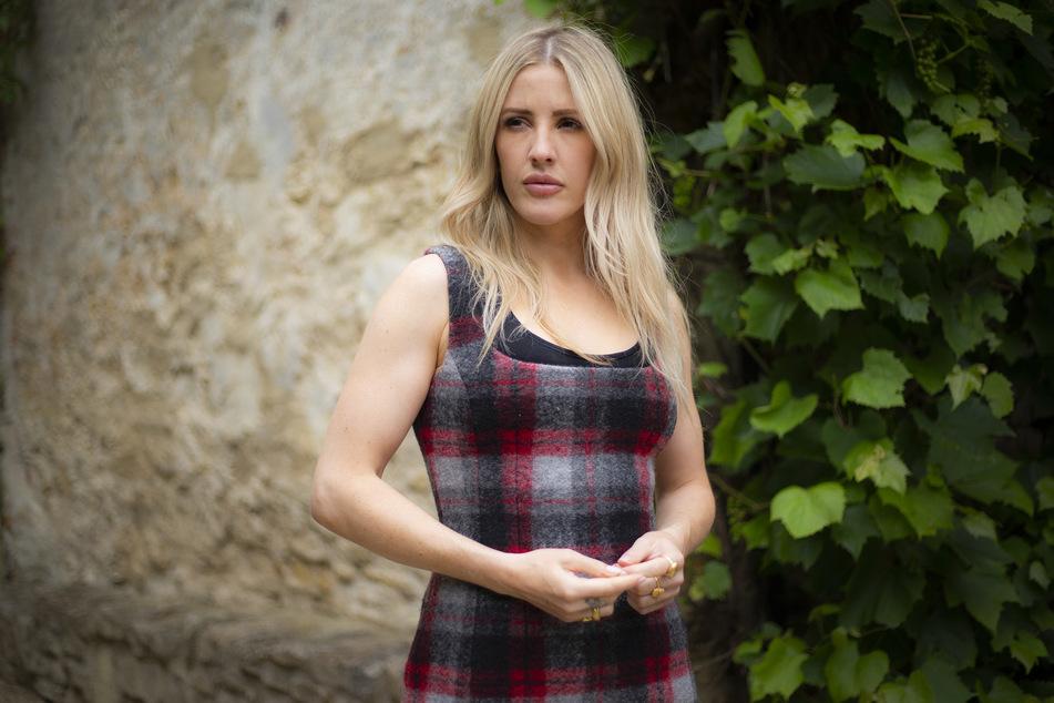 Schon im achten Monat: Ellie Goulding lässt die Bombe platzen