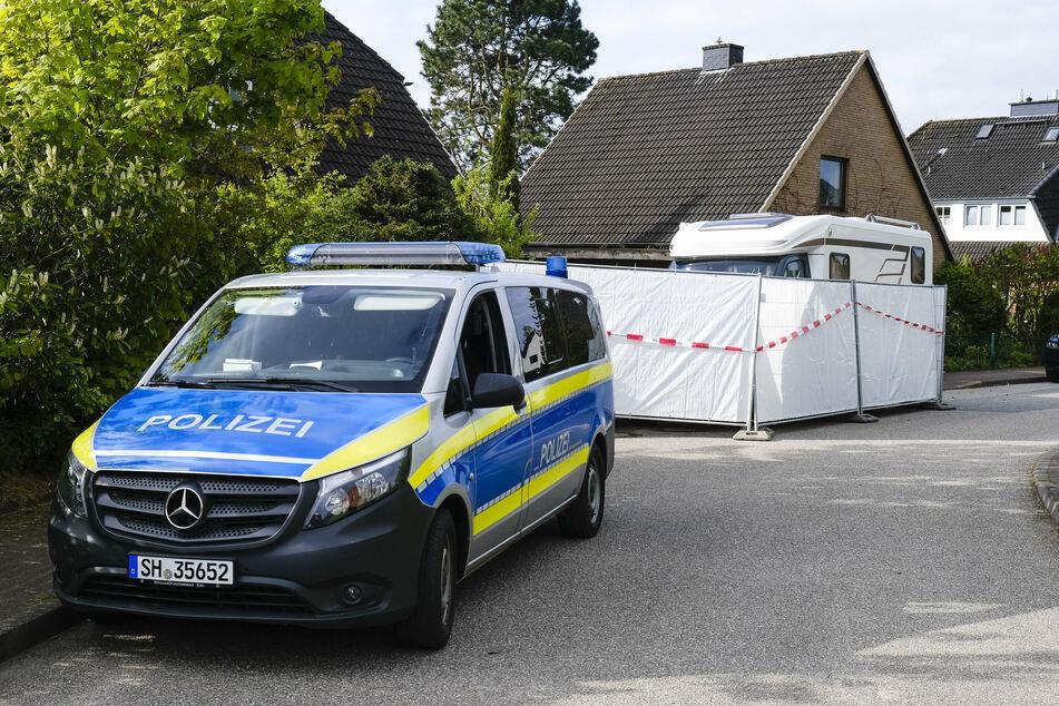 Nach Schüssen in Dänischenhagen: Polizei findet dritte Leiche