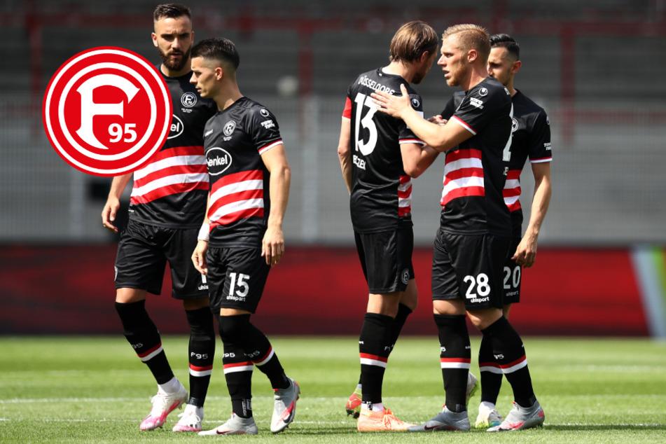 Nach Corona-Fällen: So geht es bei Fortuna Düsseldorf weiter