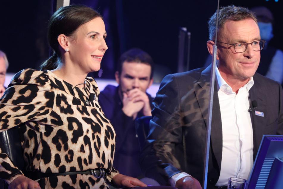 """Wer wird Millionär: """"Wer wird Millionär""""-Promispecial: Duo Rangnick/Mockenhaupt scheitert an """"Echofragen"""""""