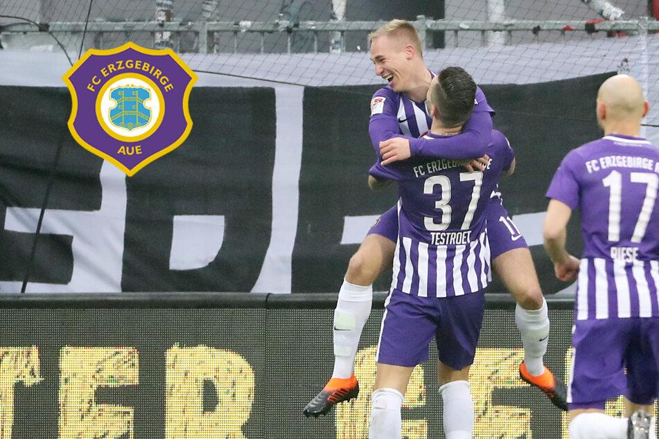 FC Erzgebirge Aue: Krüger wechselt aufs Eis! Bringt er die Kiezkicker damit ins Schlingern?