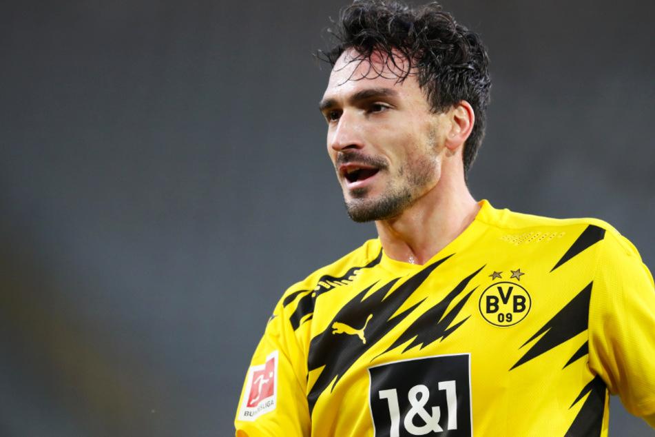 BVB-Abwehrchef Mats Hummels (31) ist für das Champions-League-Auswärtsspiel beim FC Brügge nicht rechtzeitig fit geworden.