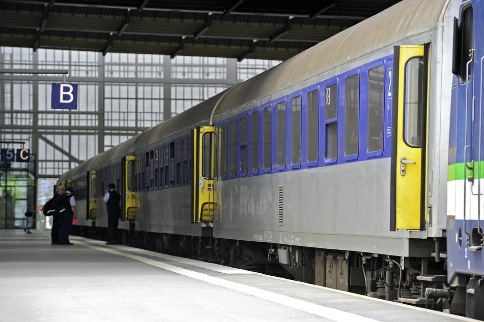 Am Chemnitzer Hauptbahnhof wurde der Afghane geschnappt (Archivbild).