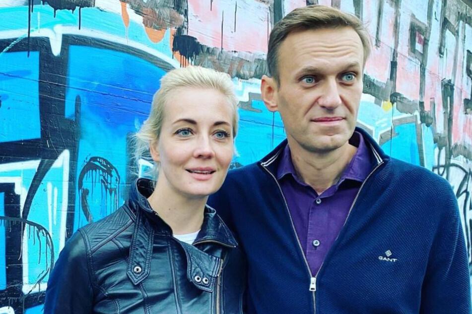 Julia Nawalnaja (44) und Alexej Nawalny (44) sind seit dem Jahr 2000 verheiratet, nun sitzen beide in russischen Gefängniszellen.