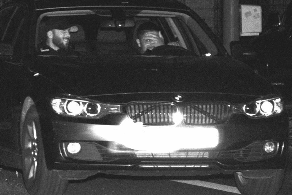 Köln: Dreiste Autodiebe klauen BMW und fahren ihn zu Schrott