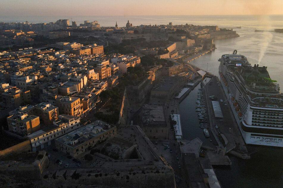 Auf der Mittelmeerinsel Malta gab es bislang 45 Corona-Tote.