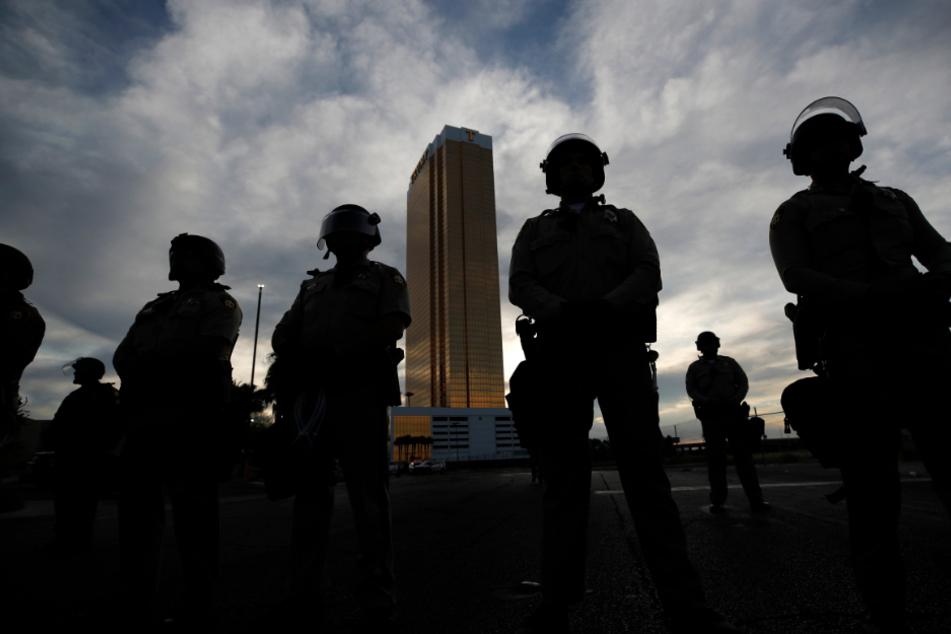 Gewalt nimmt kein Ende: US-Marshal in Las Vegas angeschossen