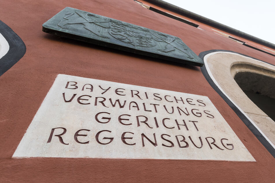 Das bayerische Verwaltungsgericht in Regensburg.