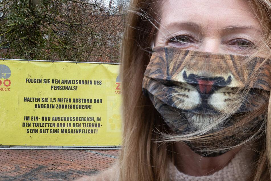 Hohe Kosten, keine Besucher: Zoos und Tierparks warten auf Ende des Lockdowns