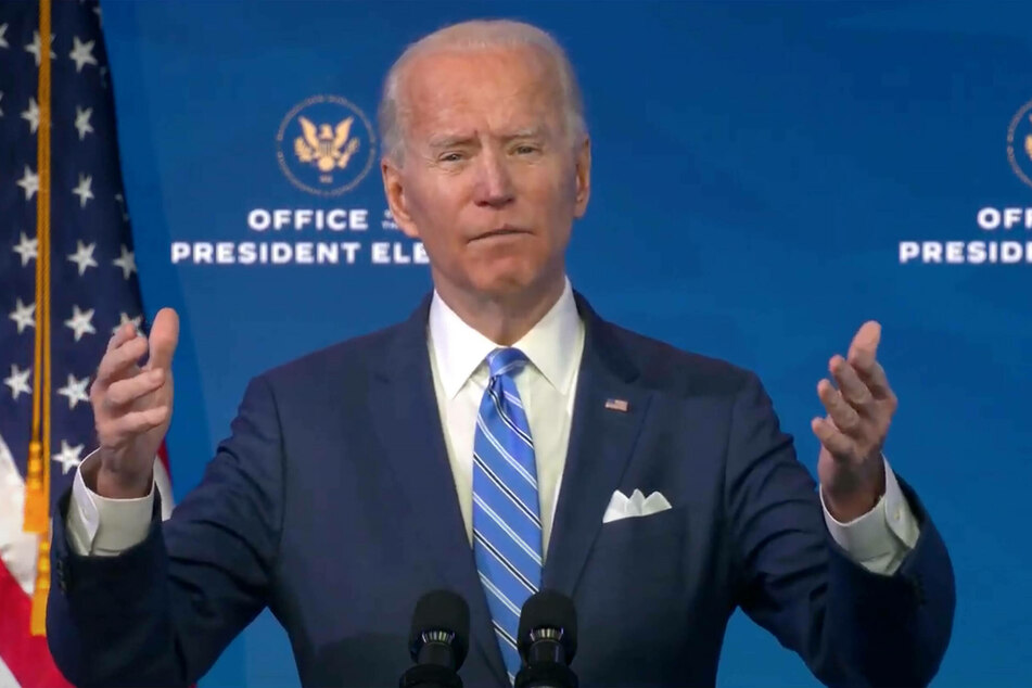 President-elect Joe Biden will assume office on Wednesday, January 20.