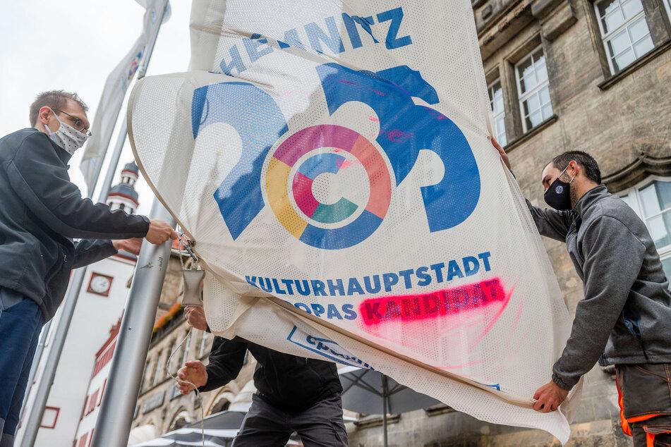 Im Oktober 2020 wurde Chemnitz zur Kulturhauptstadt 2025 gewählt. Nun sucht die Stadt einen Geschäftsführer und einen Programmdirektor.