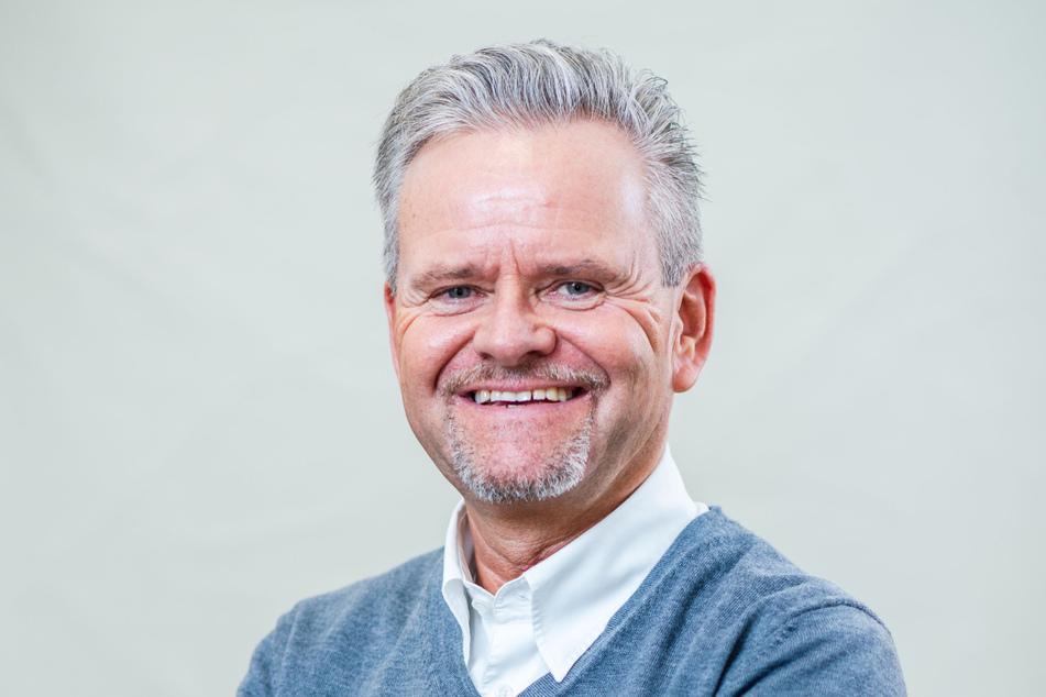 CDU-Fraktionsvorsitzender Tino Fritzsche (59) will der Chemnitzer Wirtschaftsförderung mehr Luft verschaffen. Damit sie sich wieder verstärkt ihrem Kerngeschäft widmen kann.