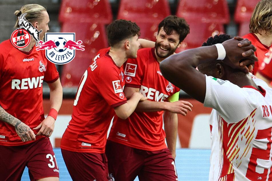 Hector saustark! RB Leipzig betreibt Chancenwucher und blamiert sich beim 1. FC Köln