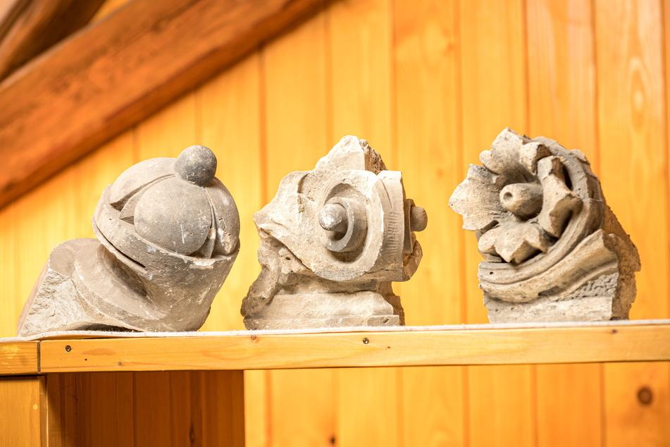 Noch immer bringen Dresdner Fragmente ins Museum.