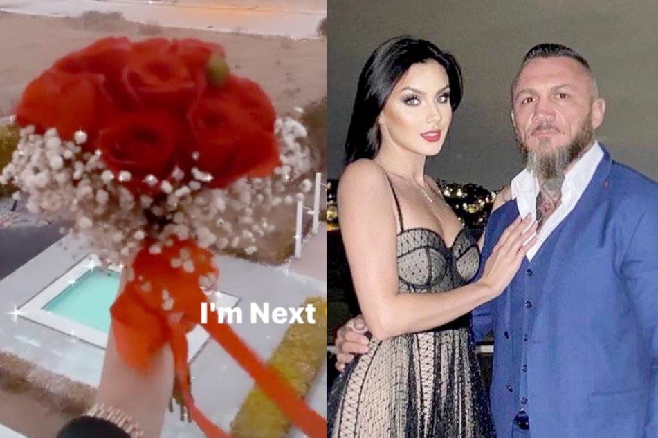 Nathalie Volk: Läuten bei Nathalie Volk und Neu-Lover Timur bald die Hochzeitsglocken?