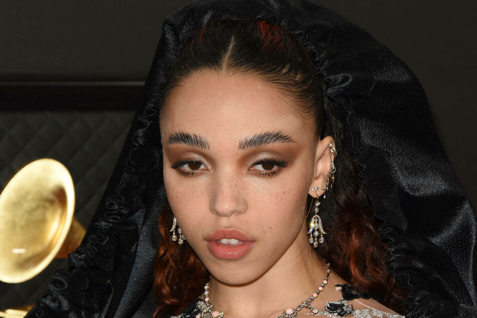 "FKA Twigs said it was ""pure luck"" she was able to escape her relationship with Shia LeBeouf."