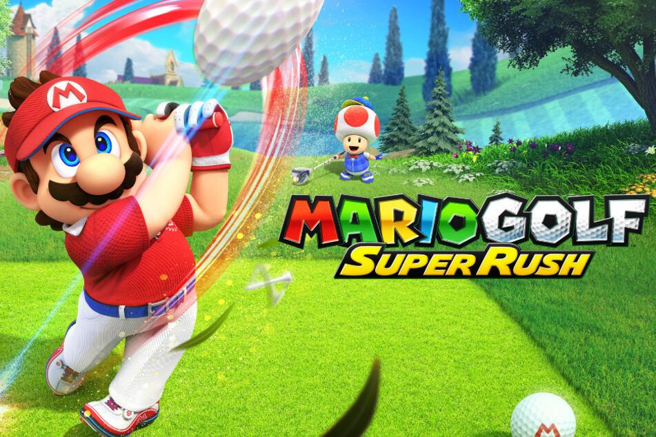 Nintendos Super-Klempner hat inzwischen schon etliche Sportarten schon ausprobiert. Nun geht es mal wieder auf den Golfplatz.