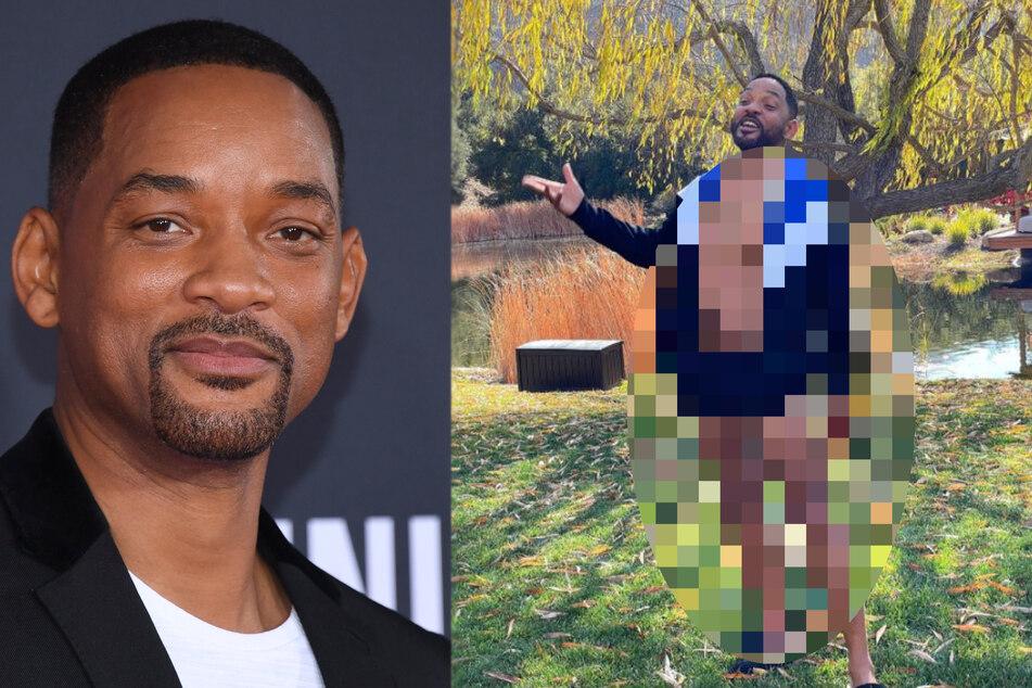 """Will Smith in der """"schlechtesten Form seines Lebens"""": So sieht er jetzt aus"""