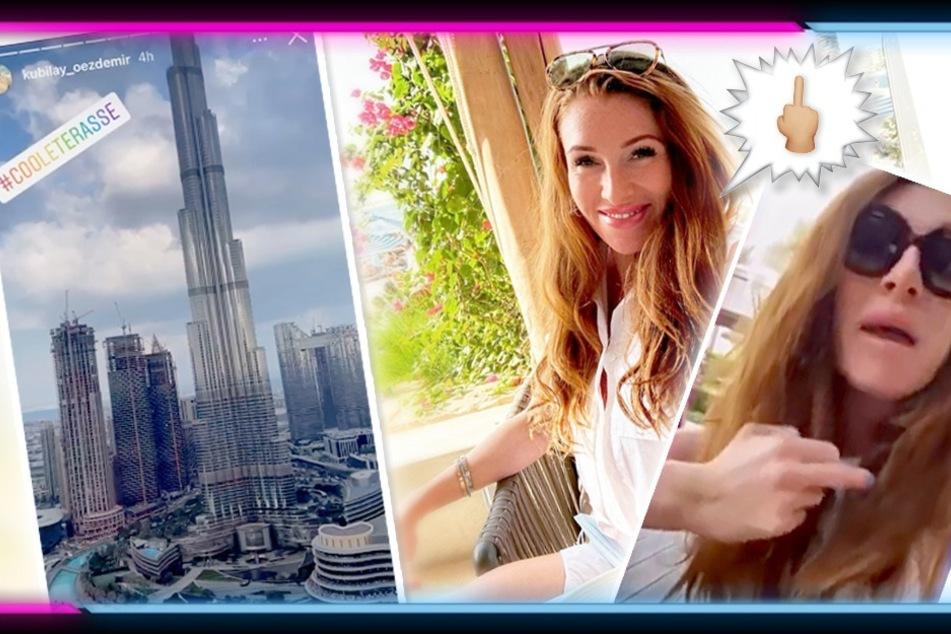 """Georginas Dubai-Chaos geht weiter: """"Verreckt in Deutschland, Ihr Missgeburten"""""""