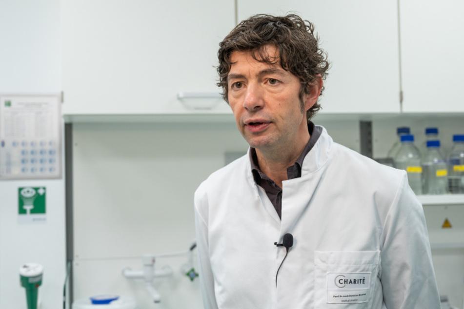 Christian Drosten, Direktor des Instituts für Virologie an der Charité in Berlin.