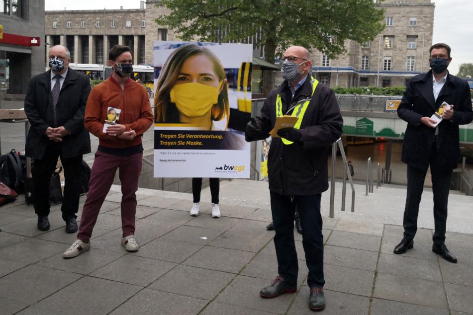 Maskenpflicht seit heute: So läuft es bisher in Baden-Württemberg
