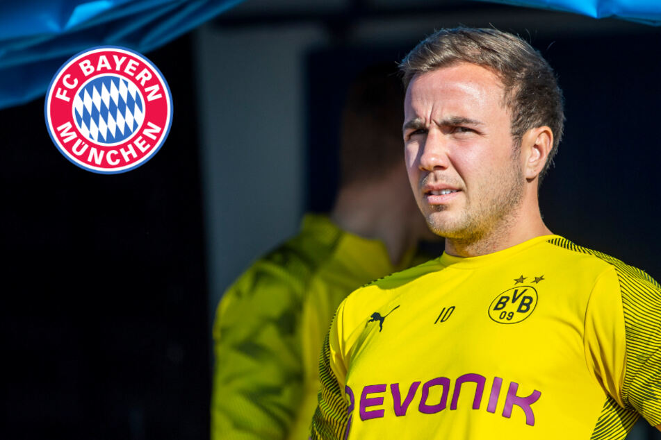 Flick will wohl Götze zum FC Bayern zurückholen: Daran scheitert der Deal bislang