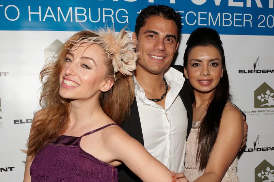"""Gabriela Gottschalk (43, l-r), Silva Gonzales (41) und Diba Hakimi (30) waren im Jahr 2011 die Besetzung der Band """"Hot Banditoz"""". Hakimi stieg 2013 aus. (Archivbild)"""