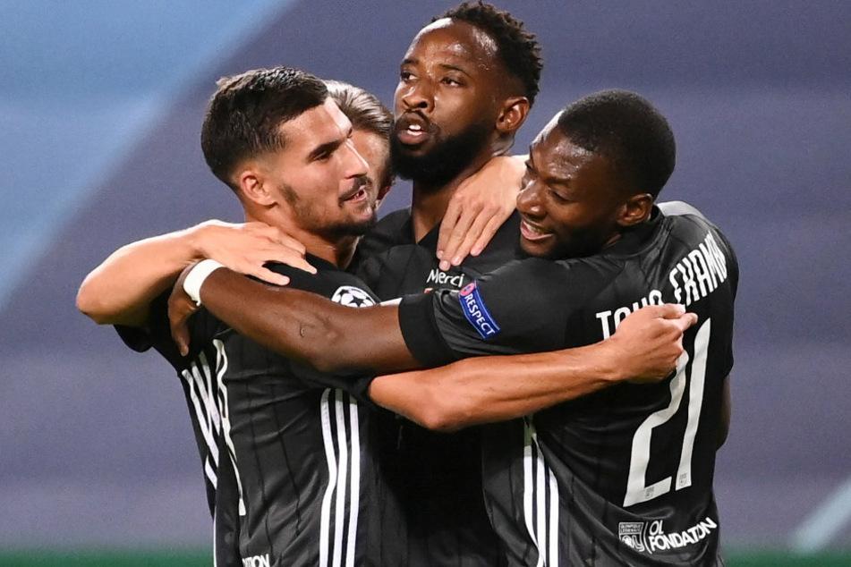 Die Spieler von Olympique Lyon wollen im Halbfinale der Champions League auch den Favoriten aus München ärgern. Gelingt die Sensation?