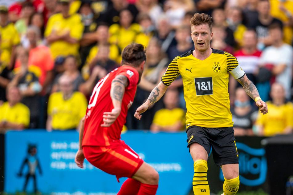 Marco Reus (32) soll bei Borussia Dortmund auch in der kommenden Spielzeit eine Chefrolle einnehmen.
