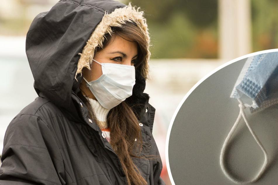 Hilfe, die Maske rutscht! Diese Tipps und Tricks helfen